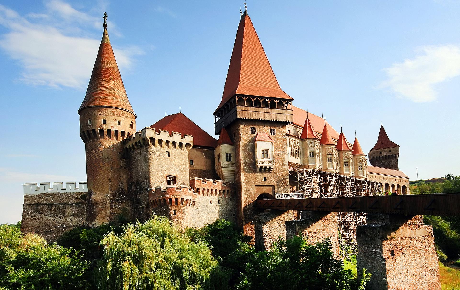 Corvin Castle,
